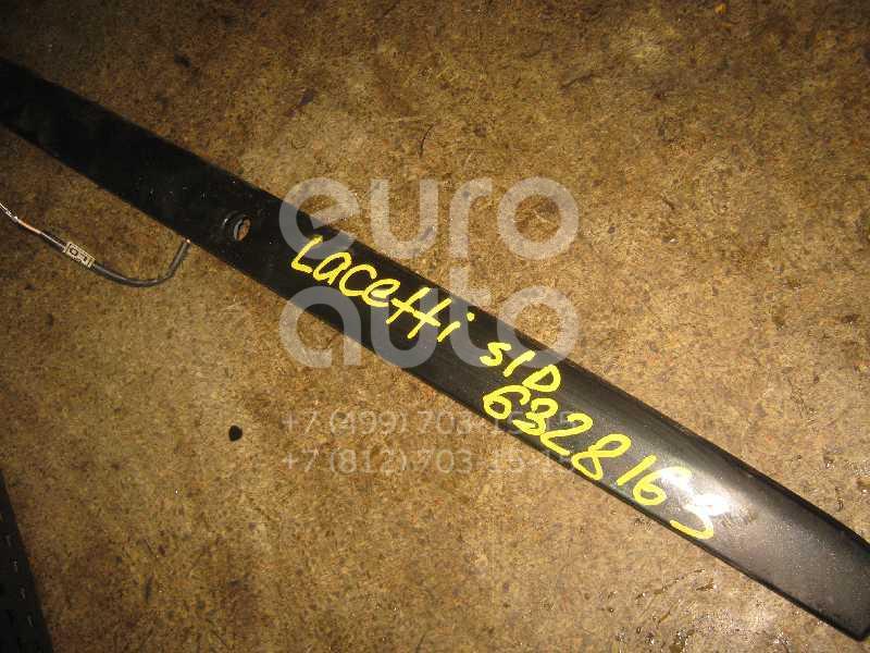 Накладка крышки багажника для Chevrolet Lacetti 2003-2013 - Фото №1