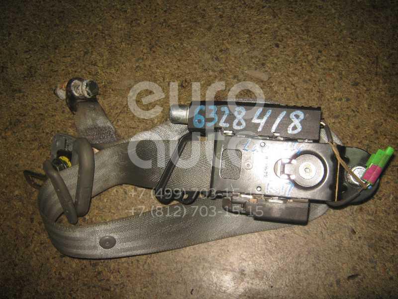 Ремень безопасности с пиропатроном для Chevrolet,Daewoo Lacetti 2003-2013;Nubira 2003-2007 - Фото №1