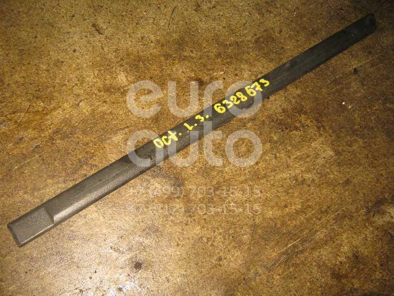 Молдинг задней левой двери для Skoda Octavia (A4 1U-) 2000-2011 - Фото №1