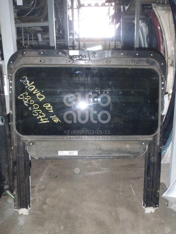 Люк в сборе электрический для Skoda Octavia (A4 1U-) 2000-2011 - Фото №1