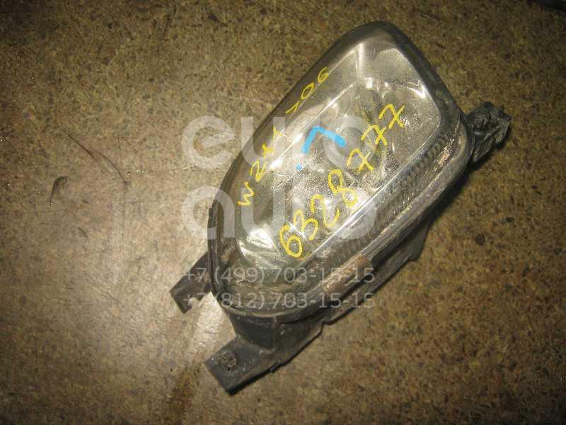 Фара противотуманная левая для Mercedes Benz W211 E-Klasse 2002-2009;Sprinter (906) 2006> - Фото №1