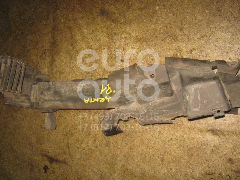 Воздухозаборник (наружный) для Mercedes Benz W211 E-Klasse 2002-2009 - Фото №1