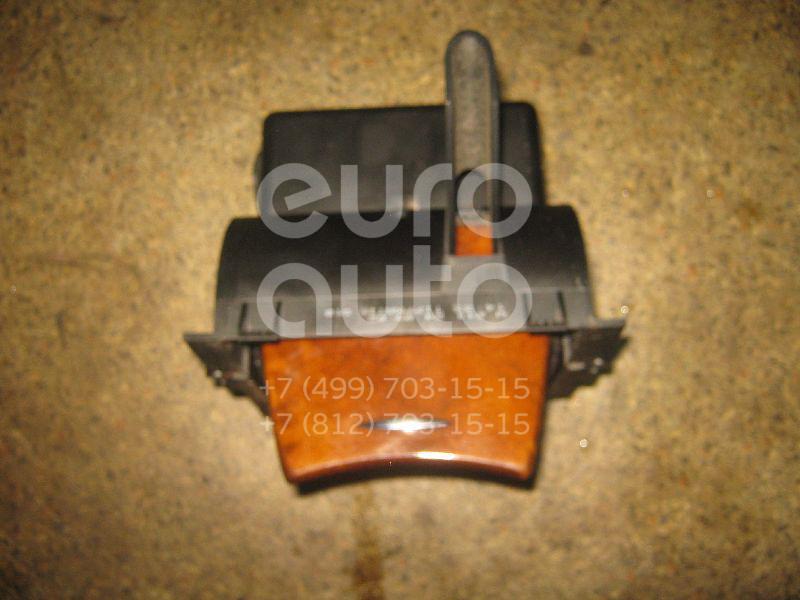 Пепельница задняя (в консоль) для Mercedes Benz W211 E-Klasse 2002-2009 - Фото №1