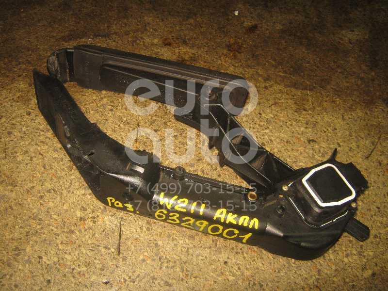 Педаль газа для Mercedes Benz W211 E-Klasse 2002-2009;W219 CLS 2004-2010 - Фото №1