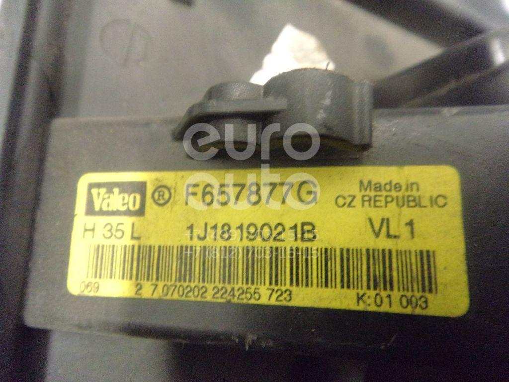 Моторчик отопителя для Skoda,Audi,Seat,VW Octavia (A4 1U-) 2000-2011;A3 (8L1) 1996-2003;TT(8N) 1998-2006;Leon (1M1) 1999-2006;Toledo II 1999-2006;Octavia 1997-2000;Golf IV/Bora 1997-2005;Arosa 1997-2004;Ibiza III 1999-2002;Cordoba 1999-2002 - Фото №1