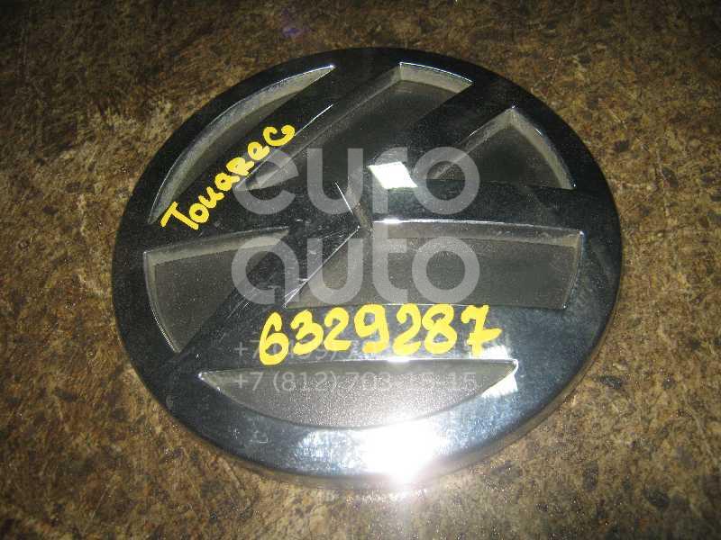 Эмблема на крышку багажника для VW Touareg 2002-2010 - Фото №1