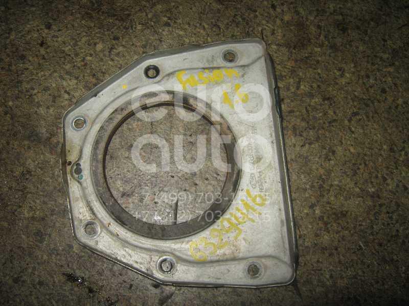 Крышка коленвала задняя для Ford,Mazda Fusion 2002-2012;Focus II 2005-2008;Fiesta 1995-2000;Puma 1997-2002;C-MAX 2003-2011;Focus I 1998-2005;Demio 2000>;Fiesta 2001-2008;Mazda 2 (DY) 2003-2006;Mondeo IV 2007-2015;Focus II 2008-2011 - Фото №1