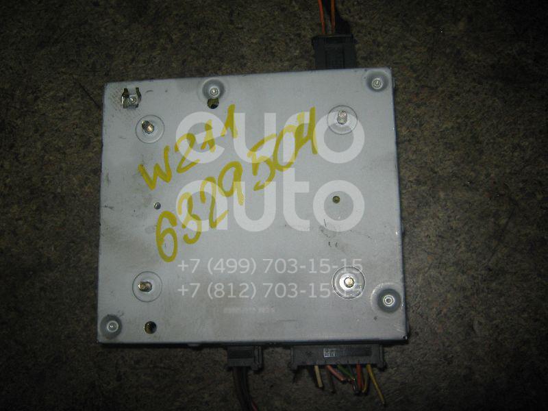 Усилитель акустической системы для Mercedes Benz W211 E-Klasse 2002-2009 - Фото №1
