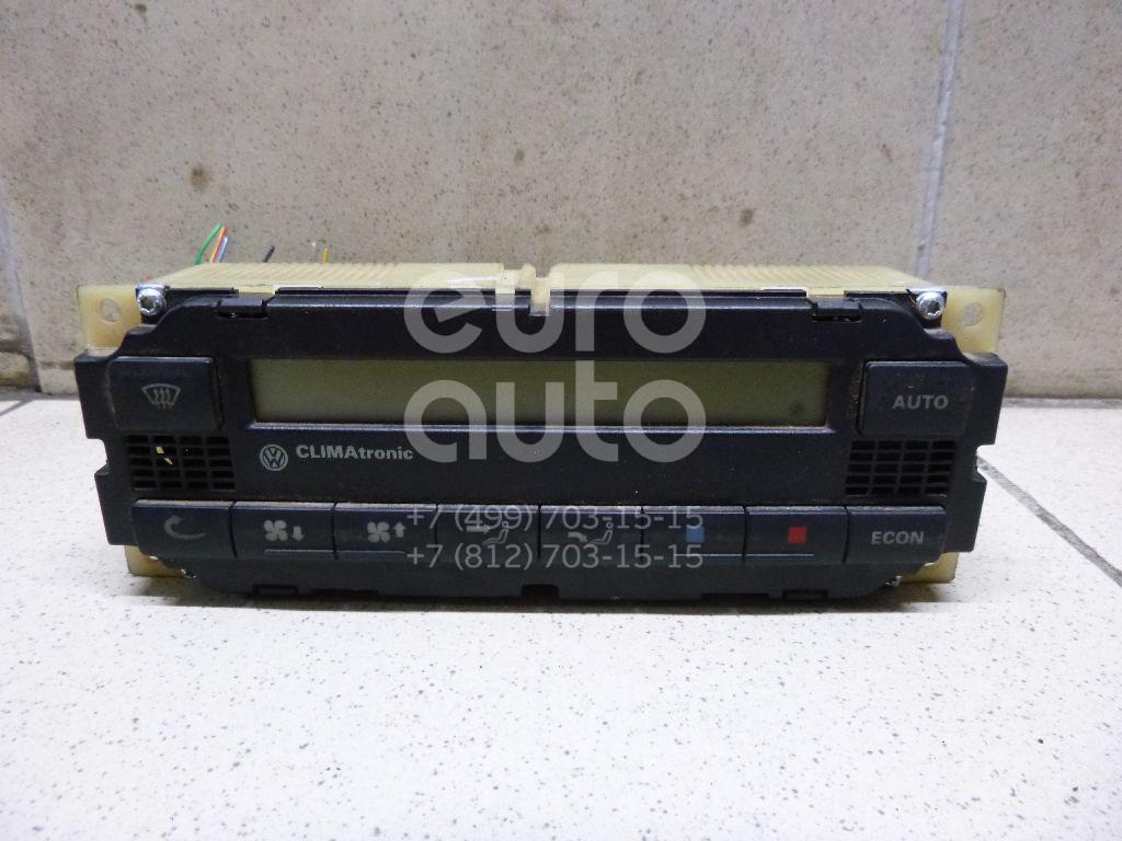 Блок управления климатической установкой для VW Golf IV/Bora 1997-2005;Passat [B5] 1996-2000;Passat [B5] 2000-2005 - Фото №1