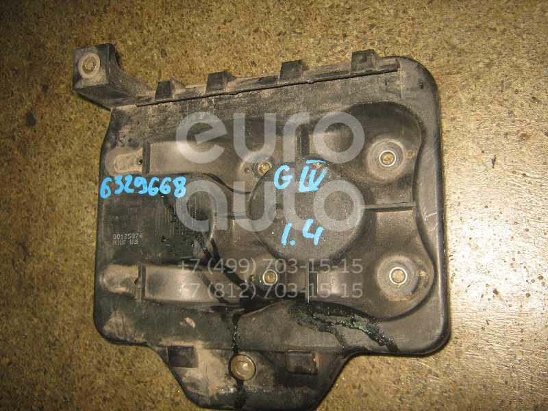Крепление АКБ (корпус/подставка) для VW,Audi,Seat,Skoda Golf IV/Bora 1997-2005;A3 (8L1) 1996-2003;Toledo II 1999-2006;Octavia 1997-2000 - Фото №1