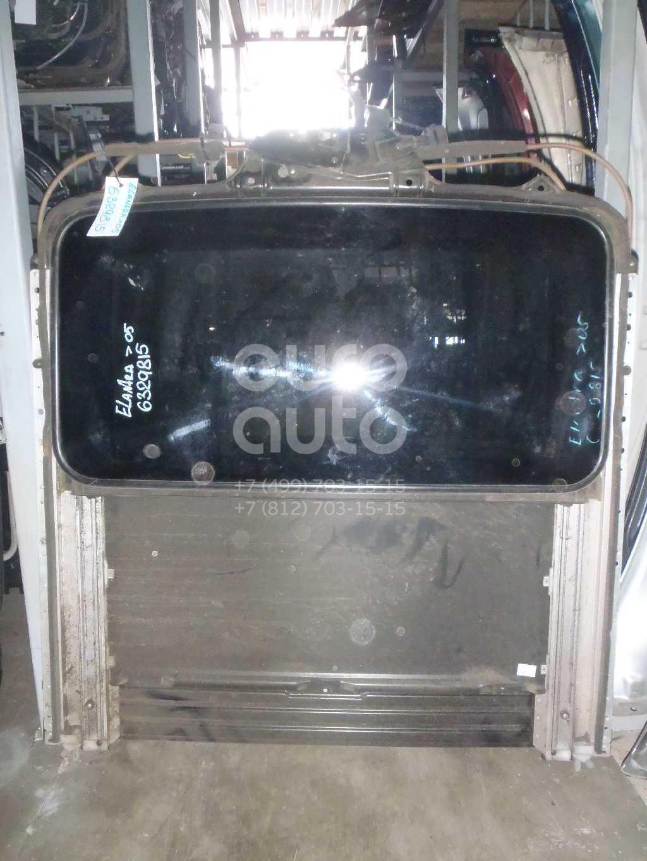 Люк в сборе электрический для Hyundai Elantra 2000-2005 - Фото №1