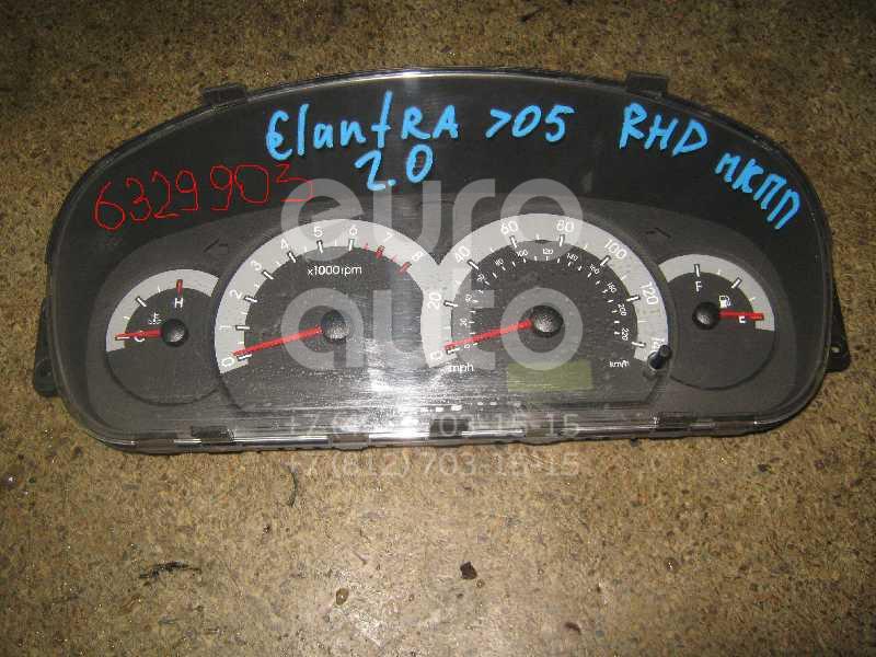 Панель приборов для Hyundai Elantra 2000-2005 - Фото №1