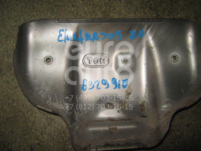 Экран тепловой для Hyundai Elantra 2000-2005 - Фото №1