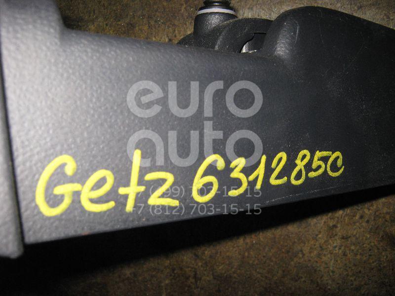 Консоль для Hyundai Getz 2002-2010 - Фото №1