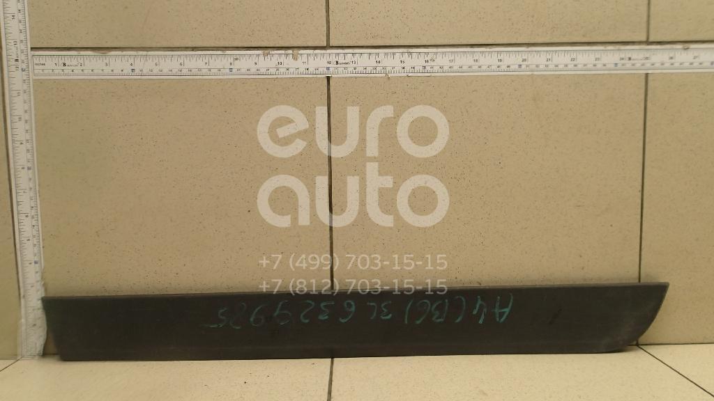 Молдинг задней левой двери для Audi A4 [B6] 2000-2004 - Фото №1