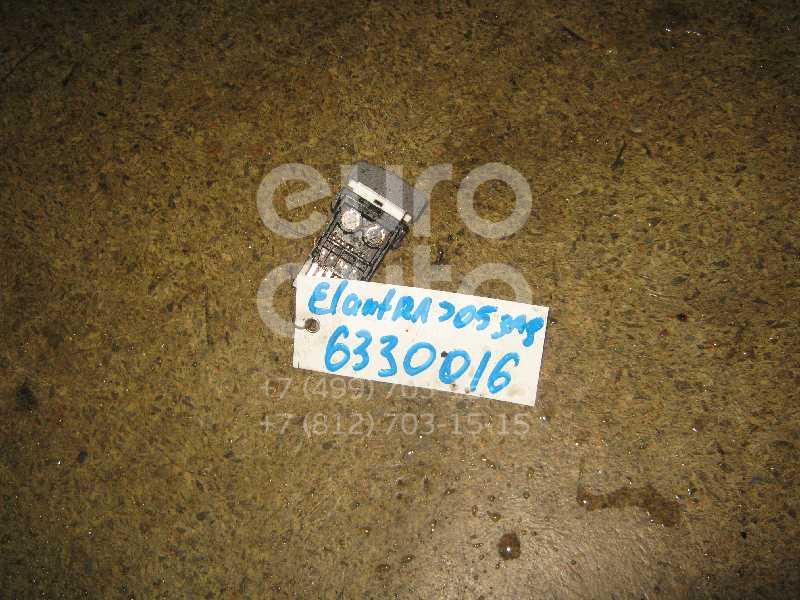 Кнопка противотуманки для Hyundai Elantra 2000-2005 - Фото №1