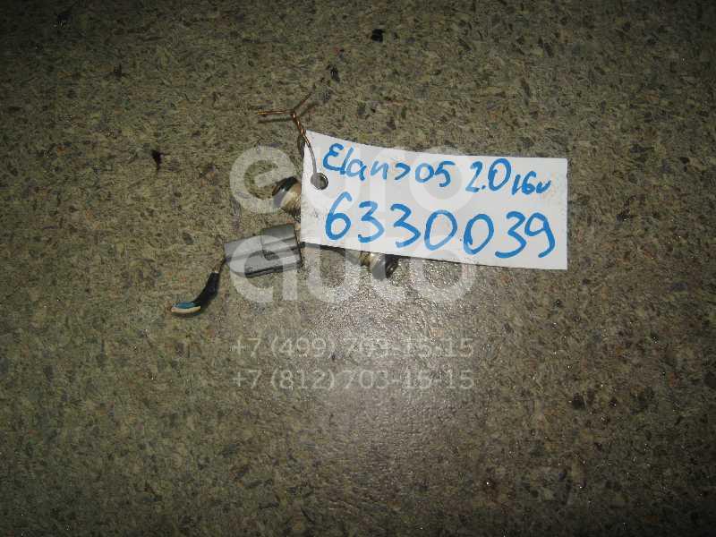 Форсунка инжекторная электрическая для Hyundai,Kia Elantra 2000-2005;Matrix 2001-2010;Coupe (GK) 2002-2009;Tucson 2004-2010;Sportage 2004-2010;Trajet 2000-2009;Santa Fe (CM) 2006-2012;i30 2007-2012 - Фото №1