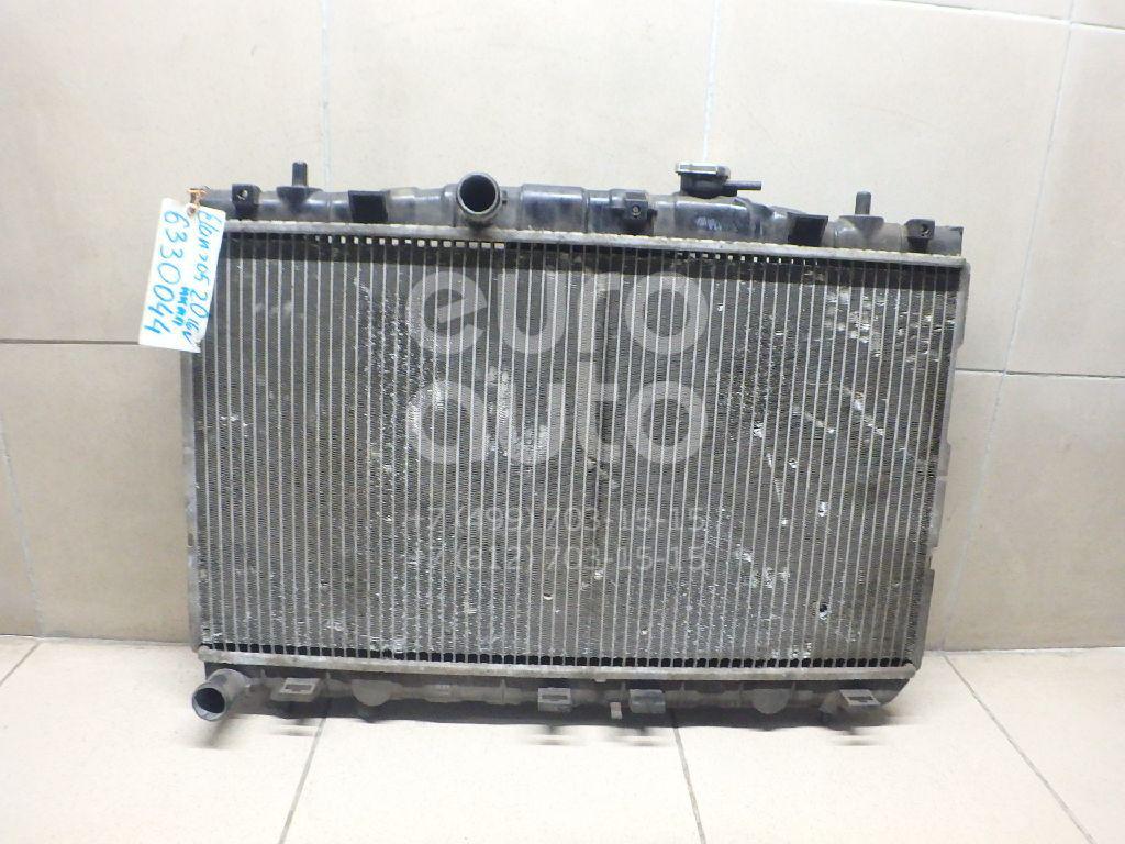 Радиатор основной для Hyundai Elantra 2000-2005;Coupe (GK) 2002> - Фото №1