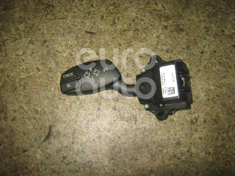 Переключатель поворотов подрулевой для BMW 5-серия E60/E61 2003-2009 - Фото №1