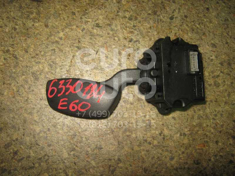 Переключатель поворотов подрулевой для BMW 5-серия E60/E61 2003-2009;6-серия E63 2004-2009;6-серия E64 2004-2009 - Фото №1
