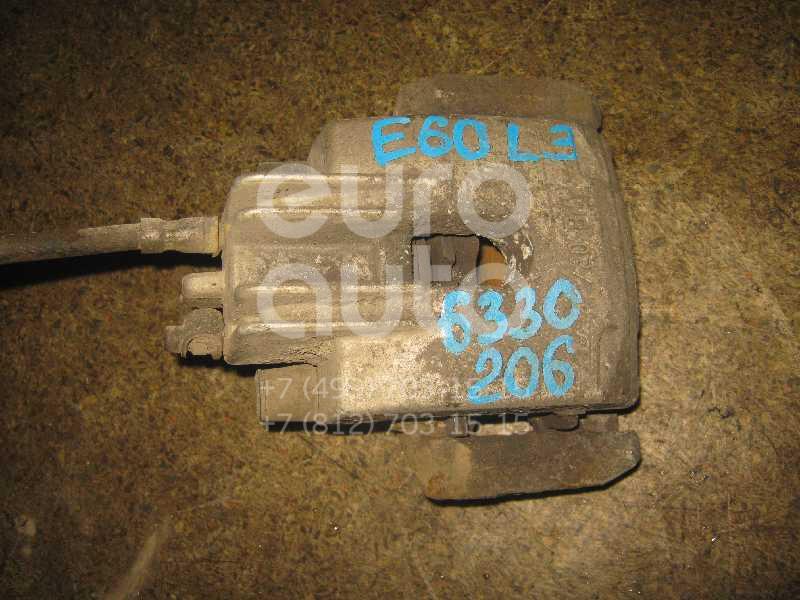 Суппорт задний левый для BMW 5-серия E60/E61 2003-2009 - Фото №1