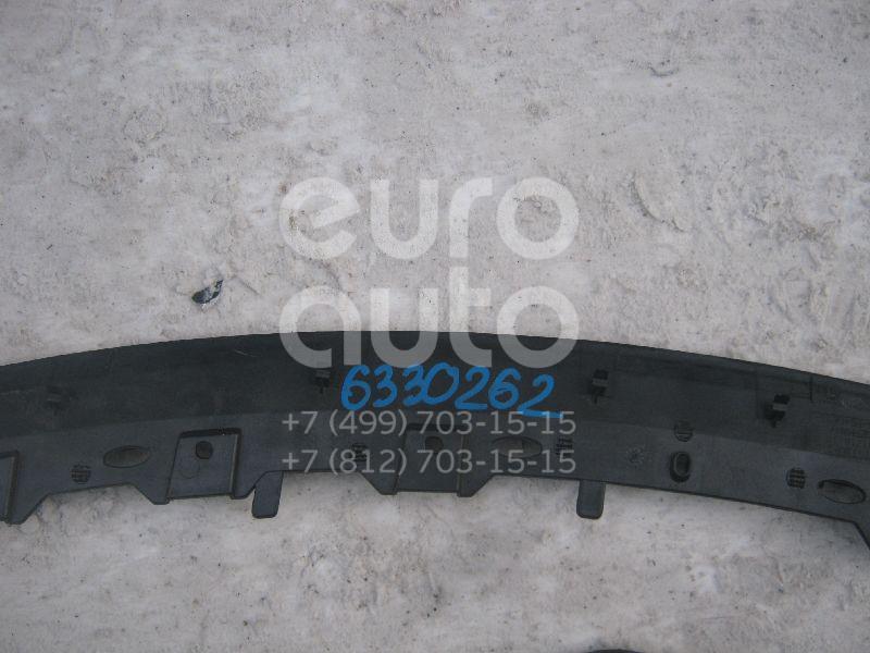 Решетка в капот для BMW 5-серия E60/E61 2003-2009 - Фото №1