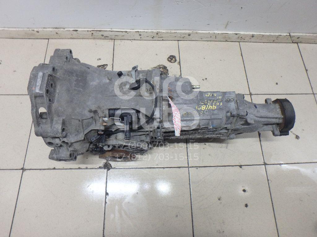 МКПП (механическая коробка переключения передач) для Audi A4 [B6] 2000-2004 - Фото №1