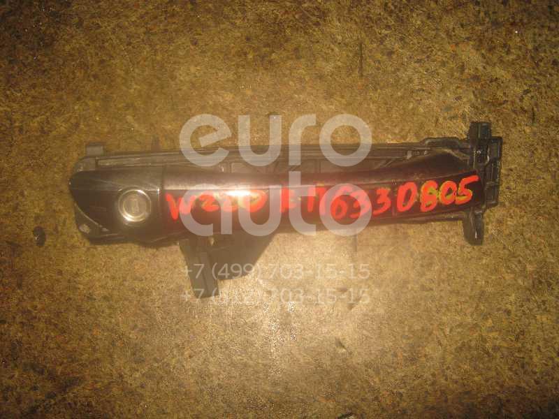 Ручка двери передней наружная правая для Mercedes Benz W220 1998-2005 - Фото №1