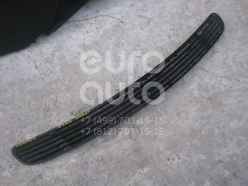 Решетка в капот для Mercedes Benz,Maybach W220 1998-2005;W215 CL coupe 1999-2006;57/62 2002-2012 - Фото №1