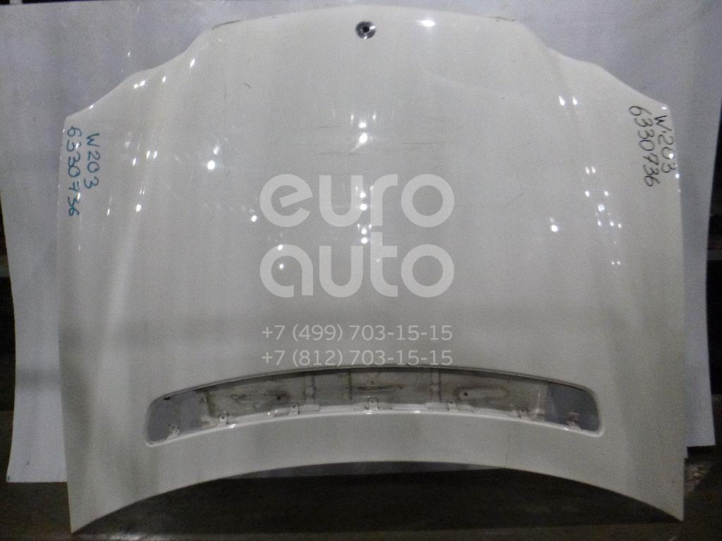 Капот для Mercedes Benz W203 2000-2006 - Фото №1