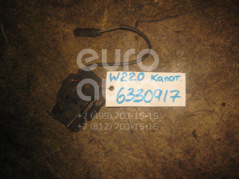 Замок капота для Mercedes Benz W220 1998-2005 - Фото №1