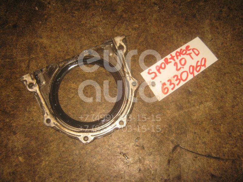 Крышка коленвала задняя для Kia Sportage 1994-2004 - Фото №1