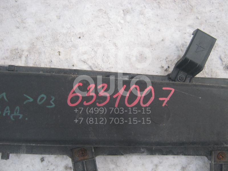 Усилитель заднего бампера для Hyundai Elantra 2000-2006 - Фото №1