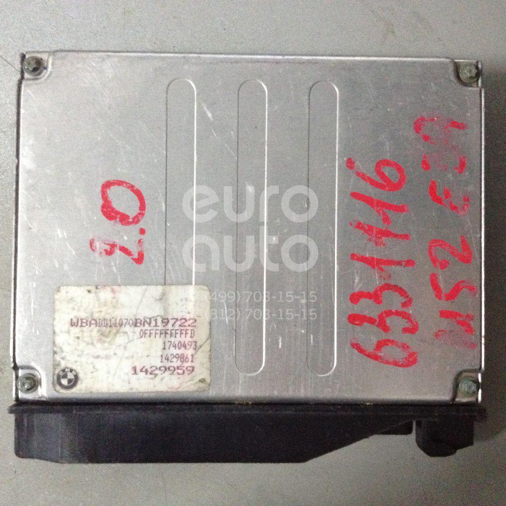 Блок управления двигателем для BMW 5-серия E39 1995-2003;3-серия E36 1991-1998;7-серия E38 1994-2001 - Фото №1