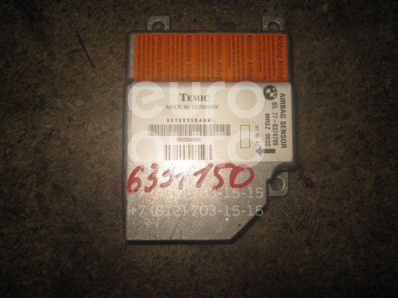 Блок управления AIR BAG для BMW 5-серия E39 1995-2003;3-серия E36 1991-1998;3-серия E46 1998-2005;5-серия E34 1988-1995;7-серия E38 1994-2001;Z3 1995-2003 - Фото №1