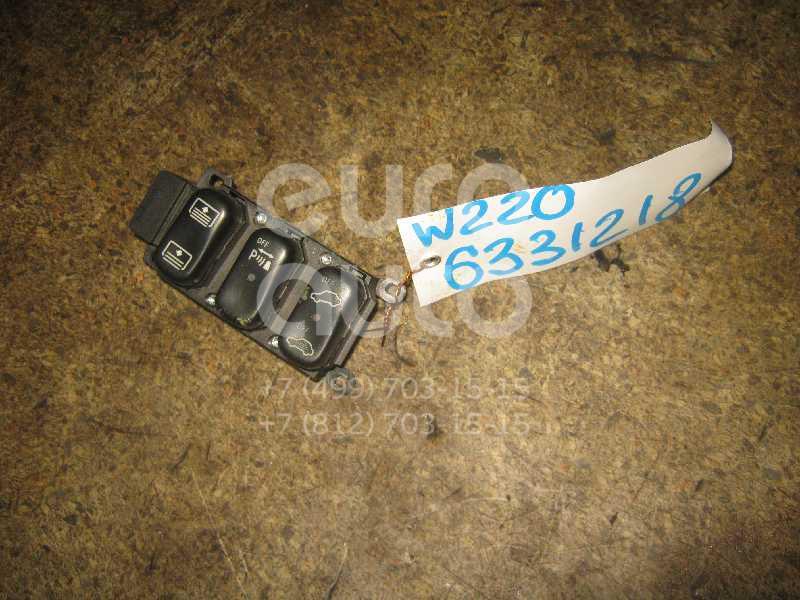 Кнопка многофункциональная для Mercedes Benz W220 1998-2005 - Фото №1
