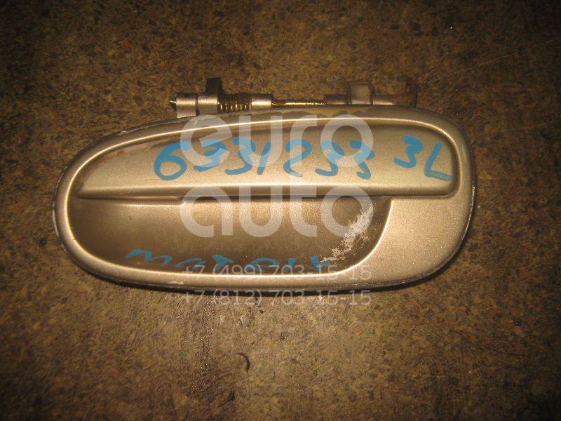 Ручка двери задней наружная левая для Hyundai Matrix 2001-2010 - Фото №1