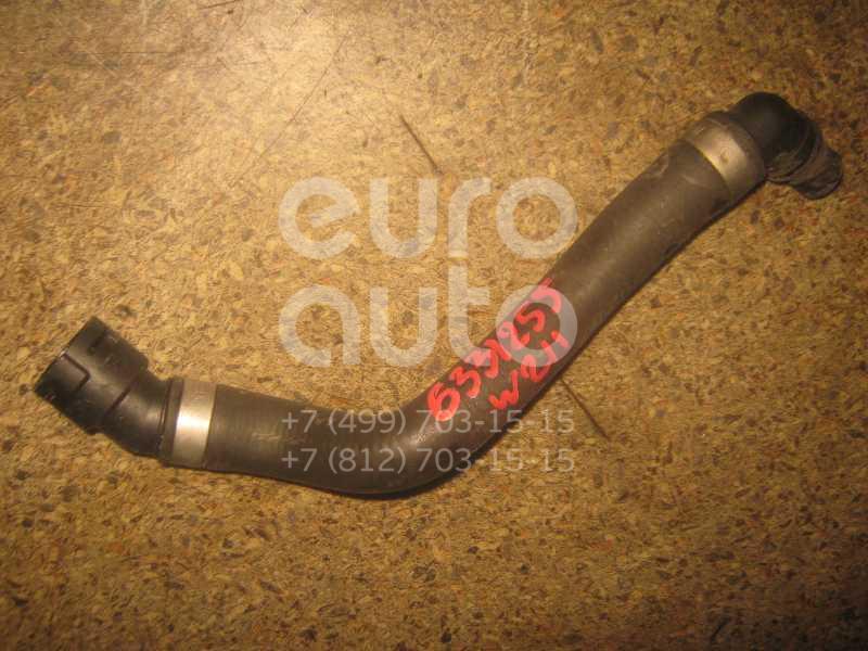 Патрубок отопителя для Mercedes Benz W211 E-Klasse 2002-2009;W219 CLS 2004-2010 - Фото №1