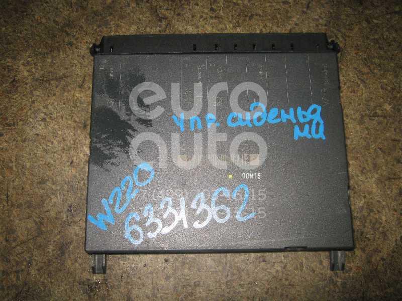 Блок электронный для Mercedes Benz W220 1998-2005 - Фото №1