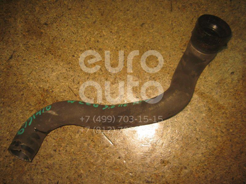 Патрубок радиатора для Mercedes Benz W220 1998-2005 - Фото №1