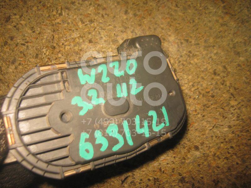 Заслонка дроссельная электрическая для Mercedes Benz W220 1998-2005;W202 1993-2000;W203 2000-2006;W211 E-Klasse 2002-2009 - Фото №1