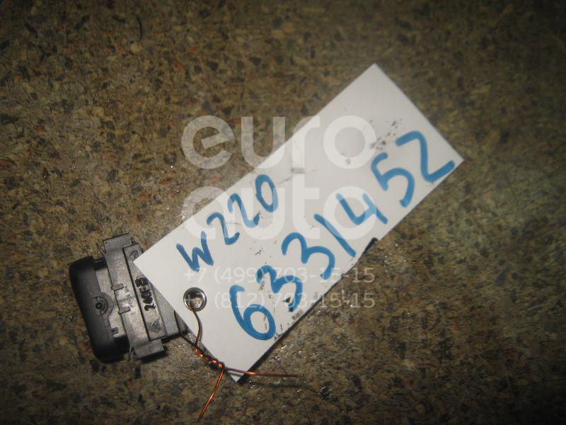 Кнопка стеклоподъемника для Mercedes Benz W220 1998-2005 - Фото №1