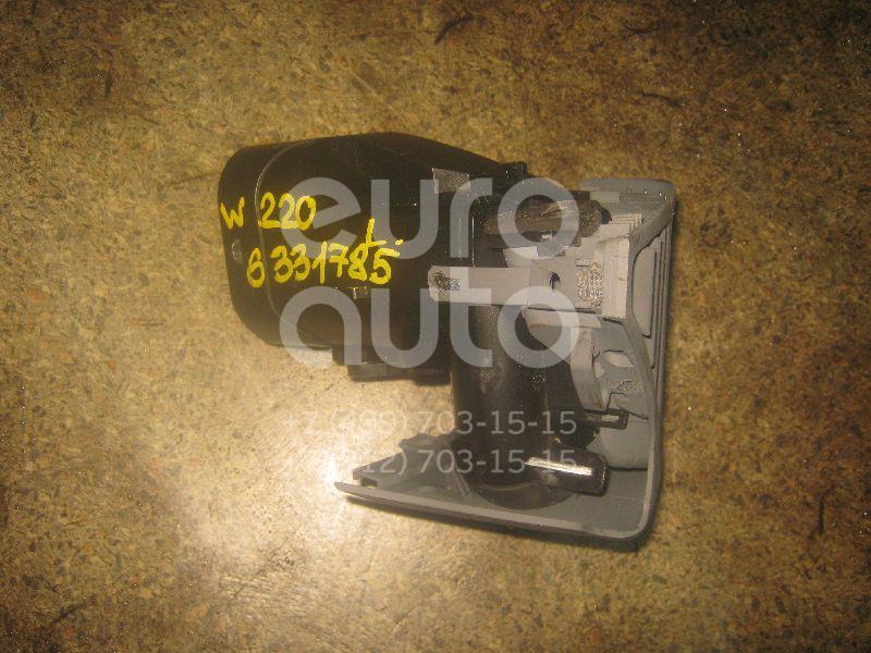 Дефлектор воздушный для Mercedes Benz W220 1998-2005 - Фото №1