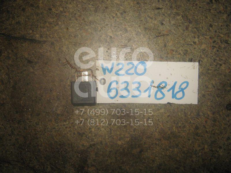 Реле для Mercedes Benz W220 1998-2005;W163 M-Klasse (ML) 1998-2004;R129 SL 1989-2001;W202 1993-2000;W210 E-Klasse 1995-2000;W203 2000-2006;W221 2005-2013;W210 E-Klasse 2000-2002;W211 E-Klasse 2002-2009 - Фото №1
