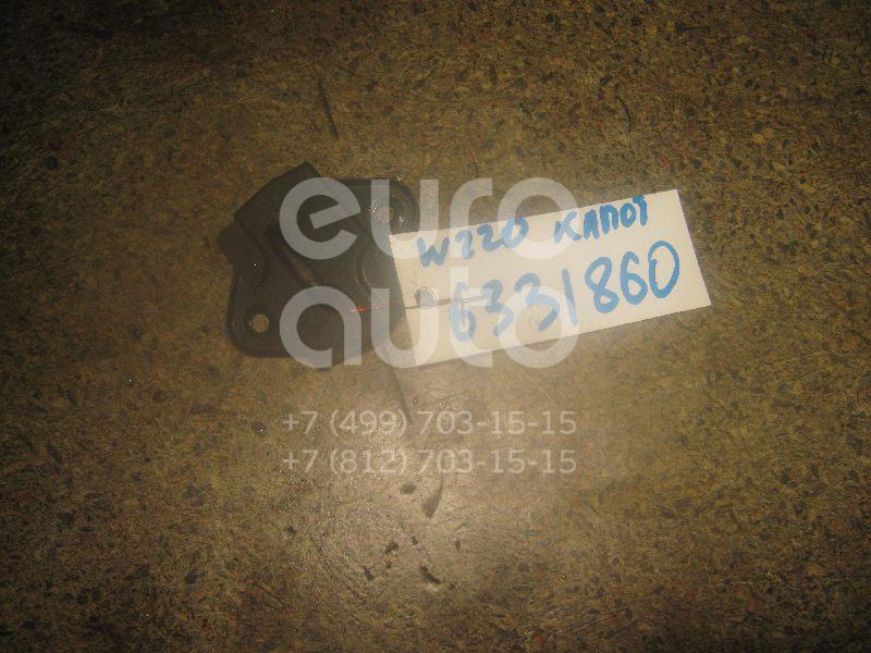 Крючок капота для Mercedes Benz W220 1998-2005 - Фото №1