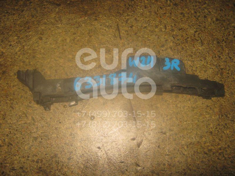 Кронштейн ручки для Mercedes Benz W211 E-Klasse 2002-2009 - Фото №1
