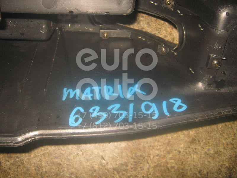 Консоль для Hyundai Matrix 2001-2010 - Фото №1