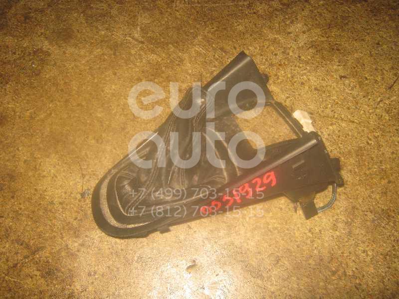 Накладка декоративная для Hyundai Matrix 2001-2010 - Фото №1