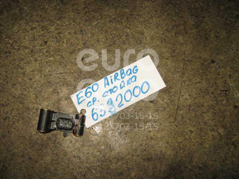 Датчик AIR BAG для BMW,Mini 5-серия E60/E61 2003-2009;6-серия E63 2004-2009;R56 2005-2014;Clubman R55 2007-2014 - Фото №1