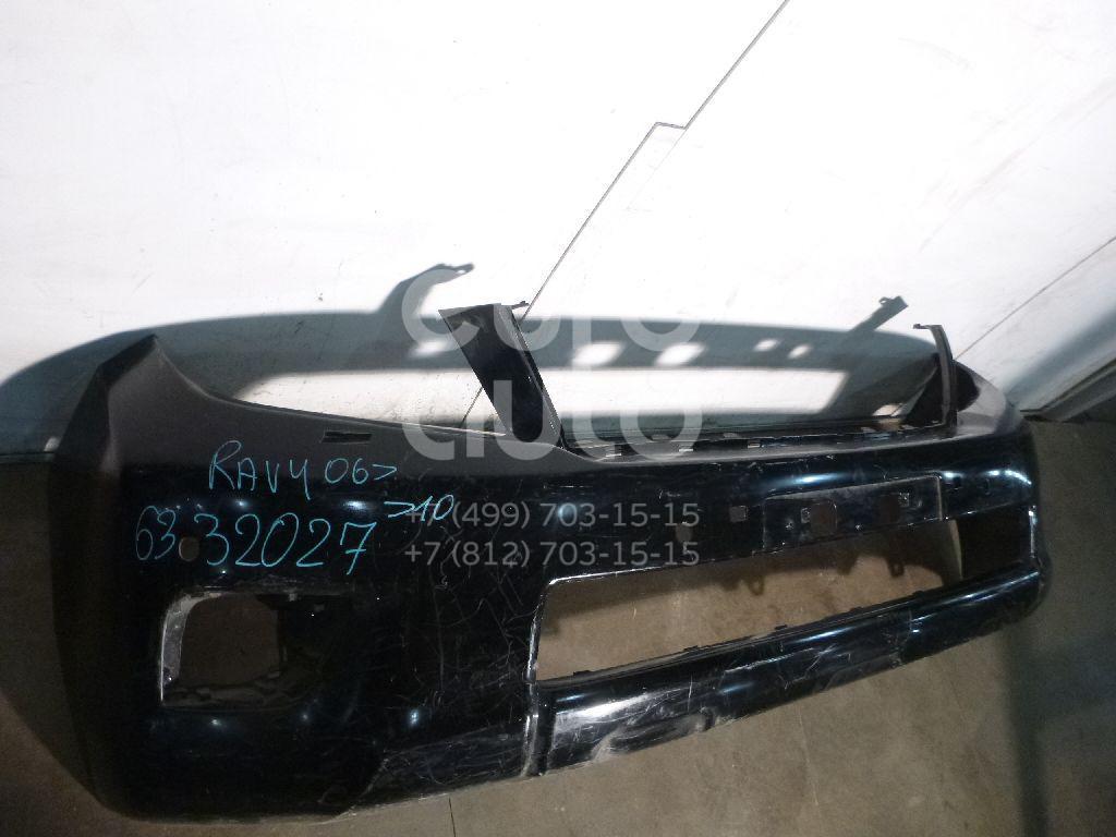 Бампер передний для Toyota RAV 4 2006-2013 - Фото №1